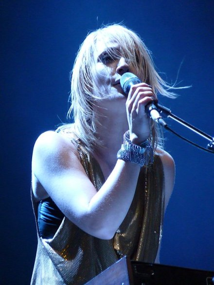 Metric Live at Voodoo Festival, New Orleans 2010