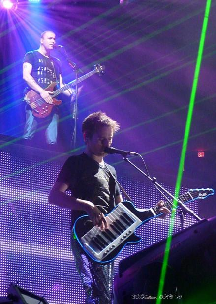 Muse Live in Oklahoma City, 2010