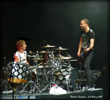 Muse Live at Voodoo Festival in New Orleans, 2010