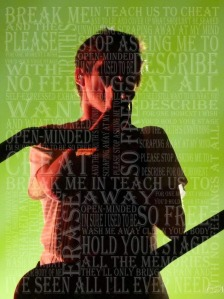 MUSE Citizen Erased Poster