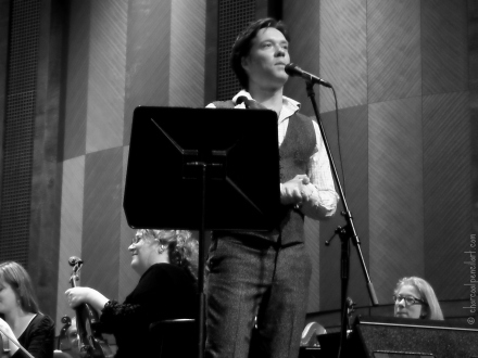 Rufus Wainwright at Bass Performance Hall in Fort Worth TX, 2013